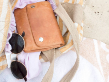 The bag of essentials you need for a daily pick me up