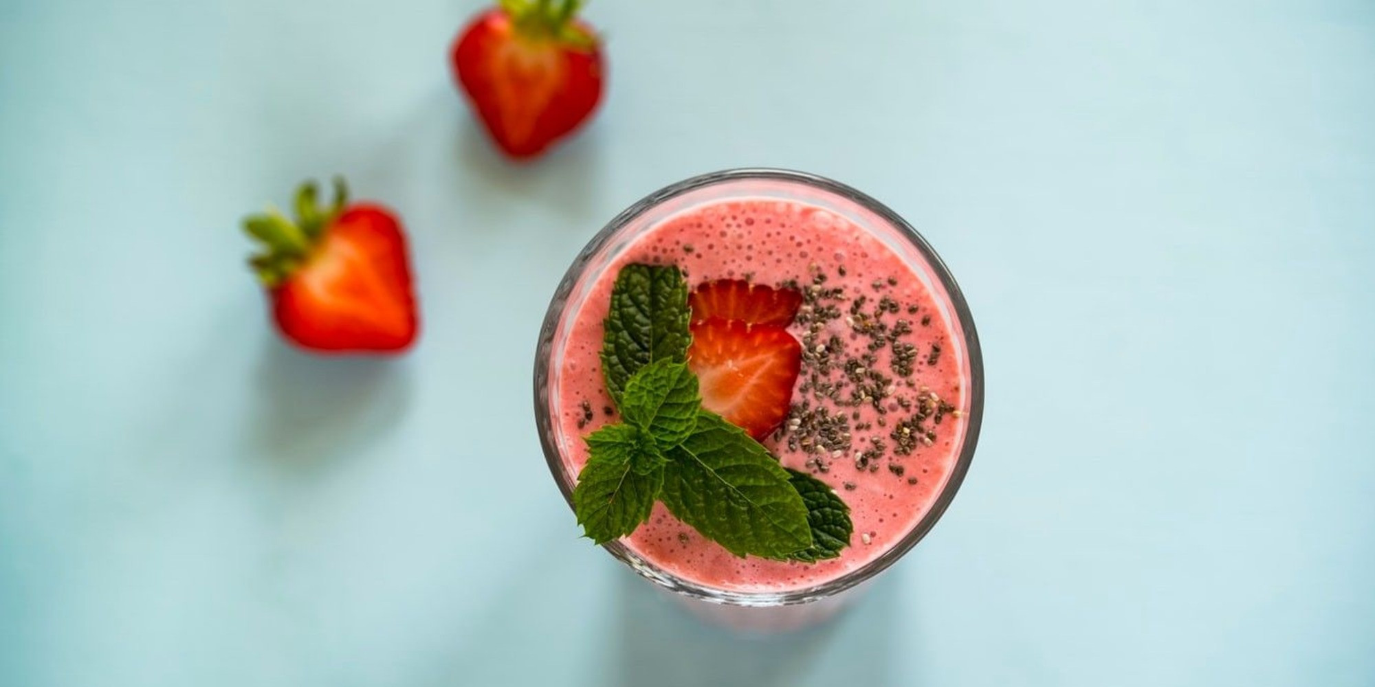 4 Smoothie Recipes To Get You Ready For Spring