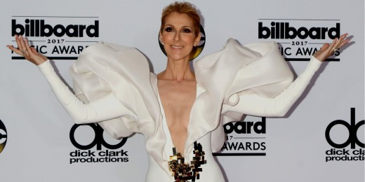 The Power of the Celebrity Fashion Plate, Decoded