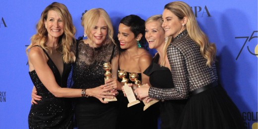 At the Golden Globes, Stars Show Their Support for Victims of Inequality and Sexual Assault