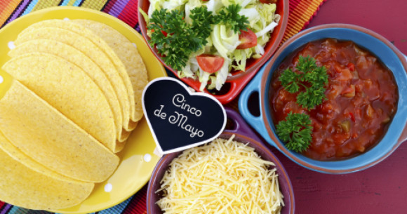 8 Fun Ways to Celebrate Cinco de Mayo At Home