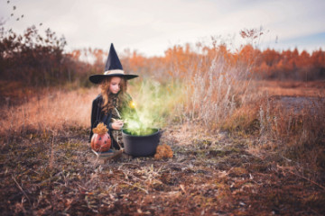 Trick-or-Treat — The Social Distancing Edition