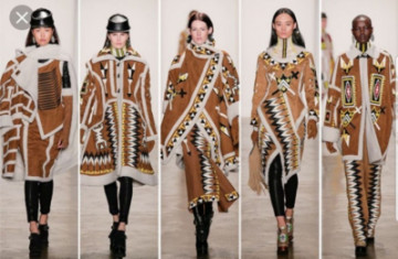 Native American Culture Has Been Influencing the Fashion. Take a Look