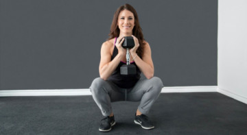 PROs! Make time for a mini exercise routine between clients to relax your muscles