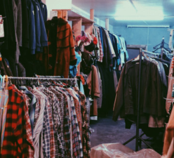 Six Online Thrift Shops To Avoid Fast Fashion